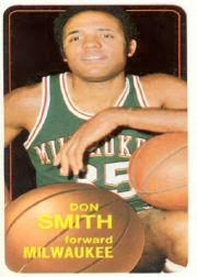 1970-71 Topps #39 Don Smith