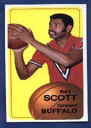 1970-71 Topps #48 Ray Scott