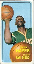 1970-71 Topps #70 Elvin Hayes