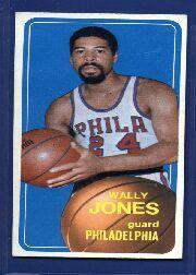 1970-71 Topps #83 Wally Jones