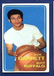 1970-71 Topps #85 Dick Garrett RC
