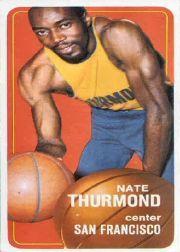 1970-71 Topps #90 Nate Thurmond
