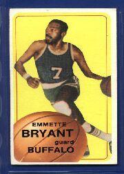 1970-71 Topps #116 Emmette Bryant