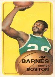 1970-71 Topps #121 Jim Barnes RC