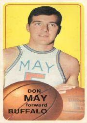1970-71 Topps #152 Don May