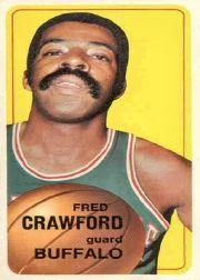 1970-71 Topps #162 Fred Crawford
