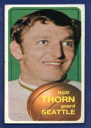 1970-71 Topps #167 Rod Thorn RC