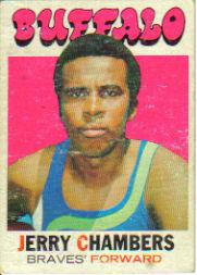 1971-72 Topps #13 Jerry Chambers