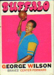 1971-72 Topps #26 George Wilson