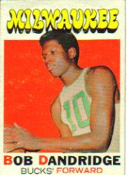 1971-72 Topps #59 Bob Dandridge