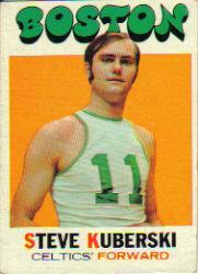 1971-72 Topps #98 Steve Kuberski