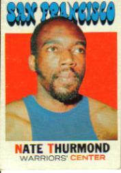 1971-72 Topps #131 Nate Thurmond DP