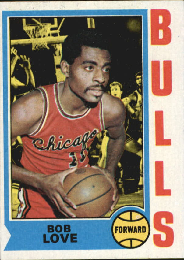 1974-75 Topps #15 Bob Love
