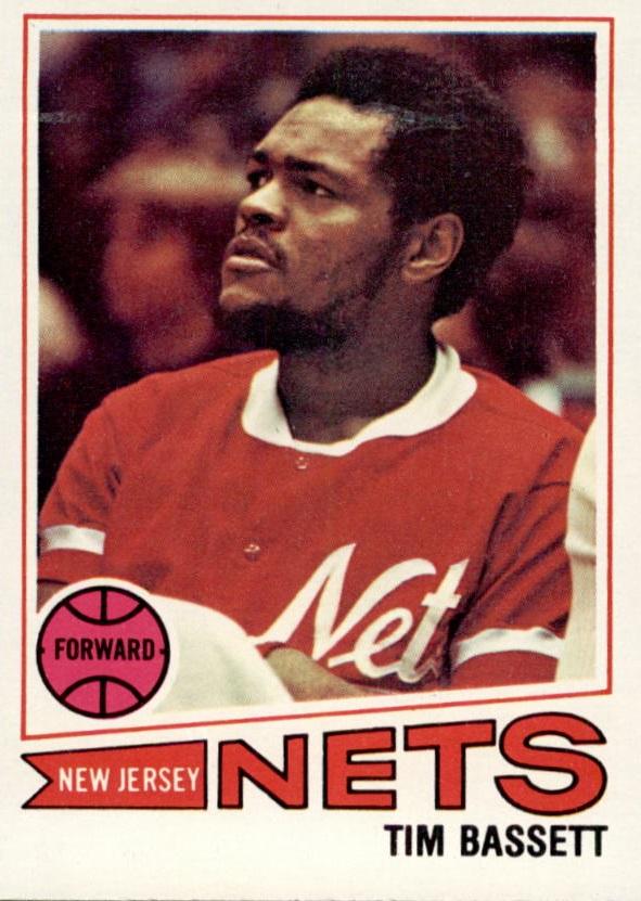 1977-78 Topps #54 Tim Bassett