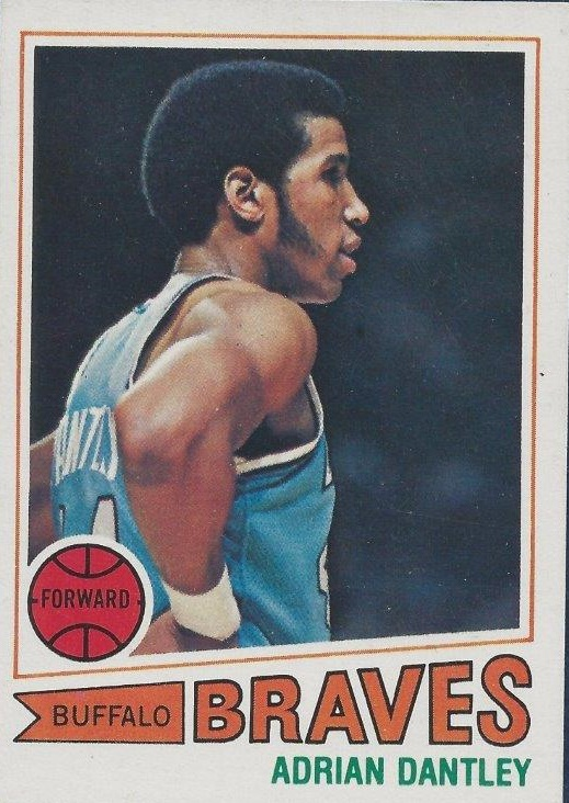 1977-78 Topps #56 Adrian Dantley RC