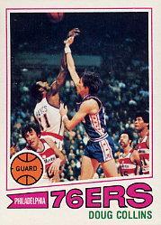 1977-78 Topps #65 Doug Collins