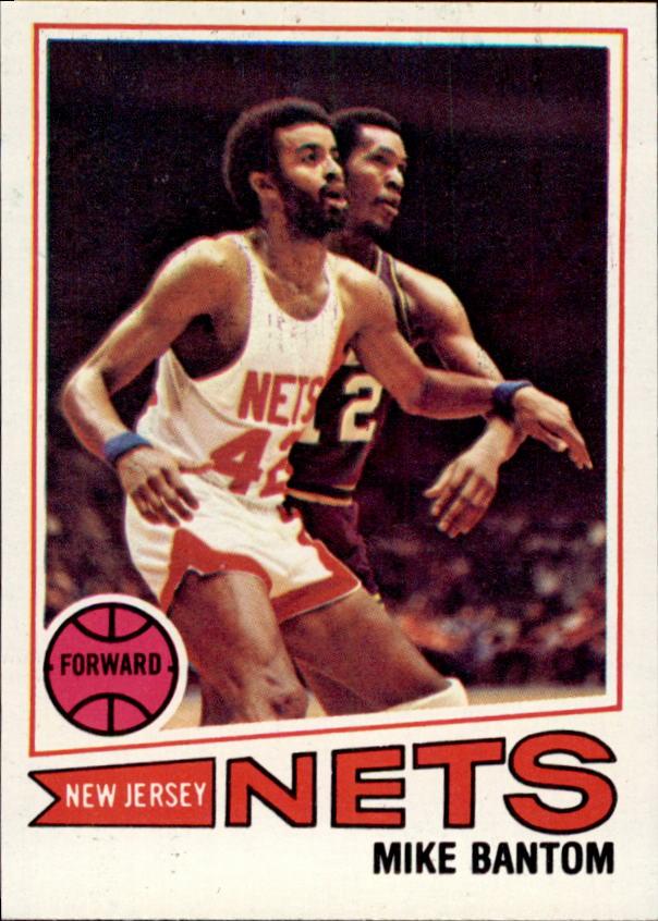 1977-78 Topps #68 Mike Bantom