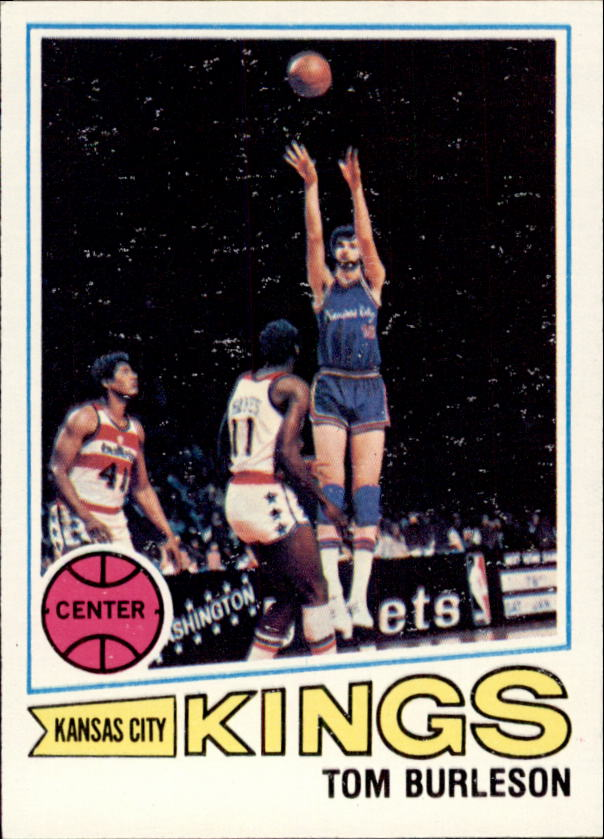 1977-78 Topps #97 Tom Burleson