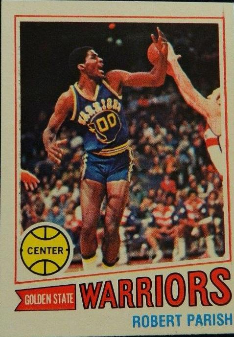 1977-78 Topps #111 Robert Parish