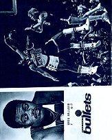 1977-78 Bullets Team Issue #1 Greg Ballard