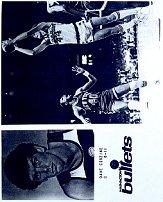 1977-78 Bullets Team Issue #2 Dave Corzine