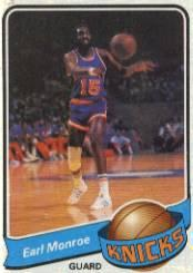 1979-80 Topps #8 Earl Monroe