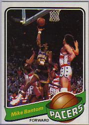 1979-80 Topps #9 Mike Bantom