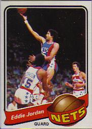 1979-80 Topps #94 Eddie Jordan
