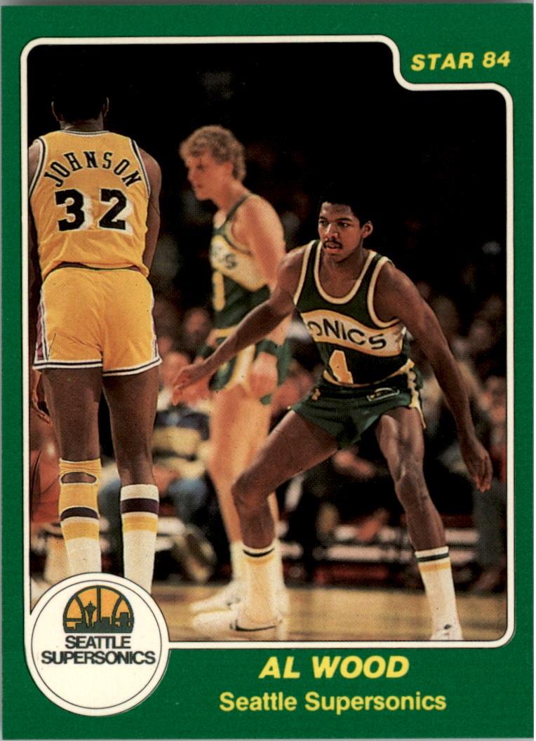 1983-84 Star #203 Al Wood