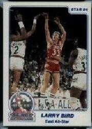 1984 Star All-Star Game Denver Police #2 Larry Bird