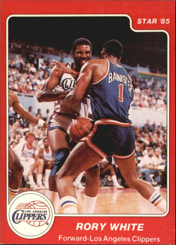 1984-85 Star #24 Rory White