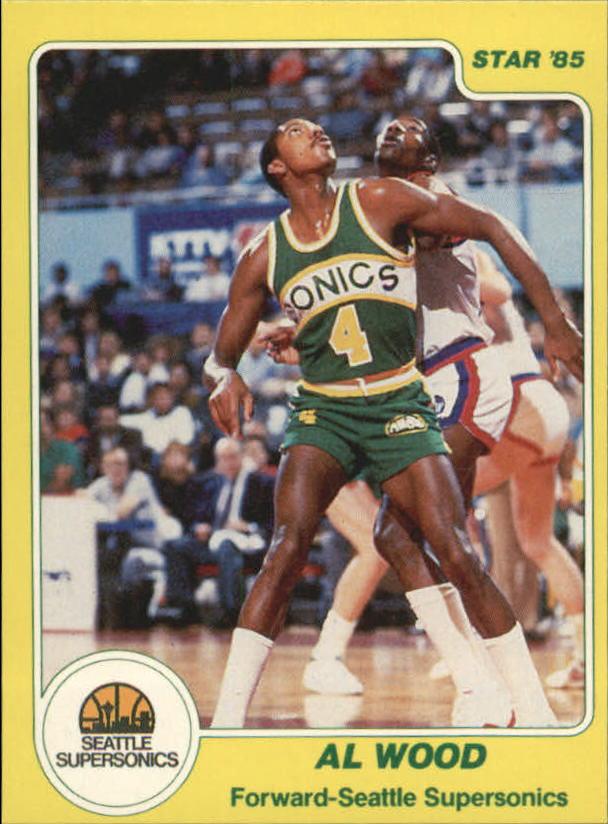 1984-85 Star #124 Al Wood