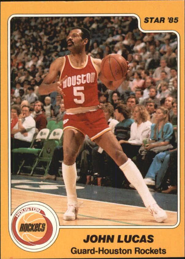 1984-85 Star #242 John Lucas