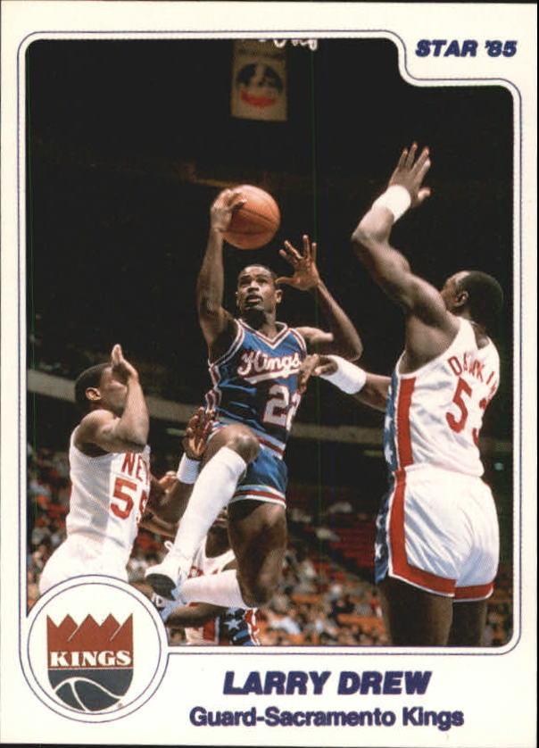 1984-85 Star #272 Larry Drew