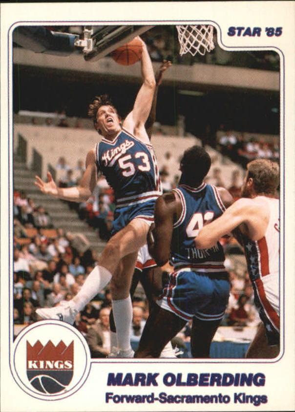 1984-85 Star #276 Mark Olberding