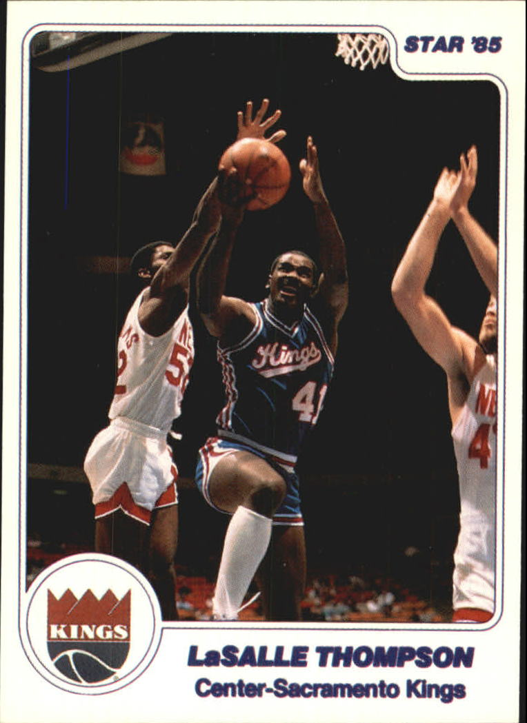 1984-85 Star #277 LaSalle Thompson