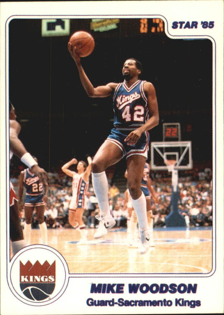 1984-85 Star #280 Mike Woodson
