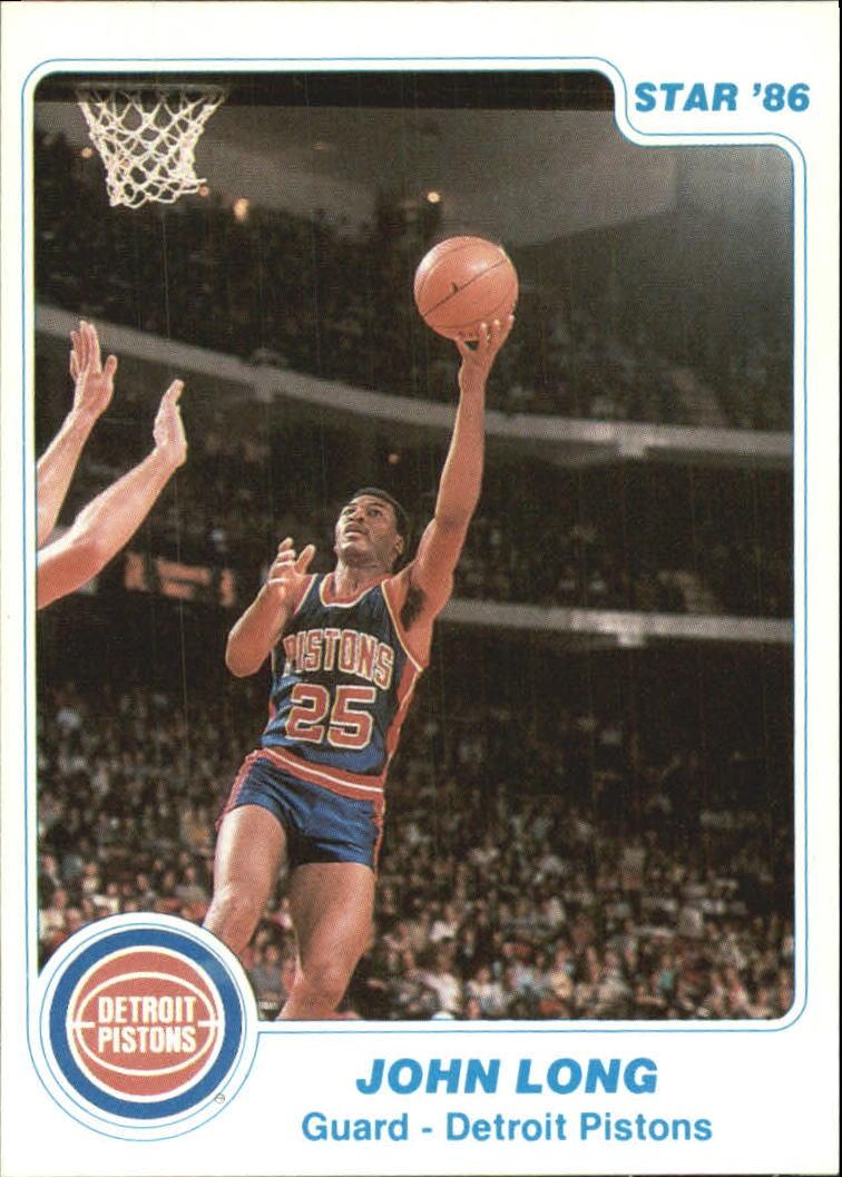1985-86 Star #15 John Long