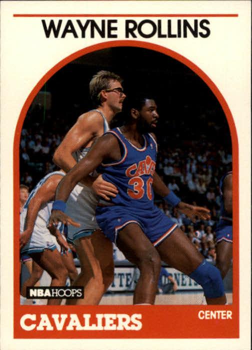 1989-90 Hoops #2 Tree Rollins