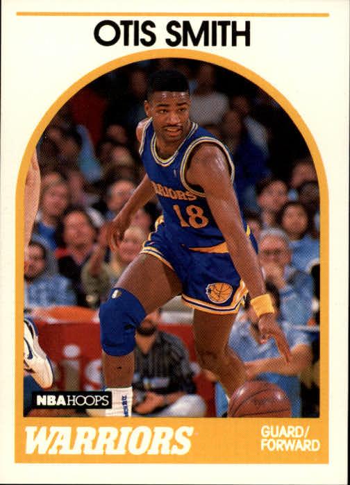 1989-90 Hoops #86 Otis Smith SP RC