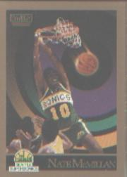 1990-91 SkyBox #271B Nate McMillan COR/(second series)