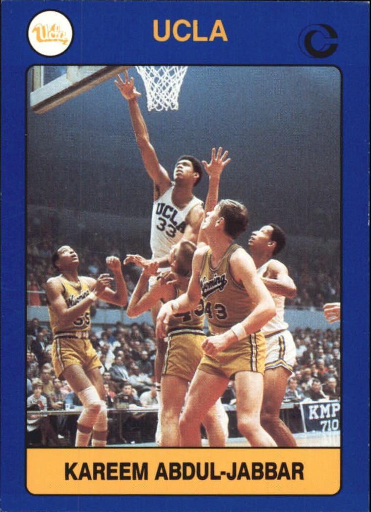1991 UCLA Collegiate Collection #10 Kareem Abdul-Jabbar