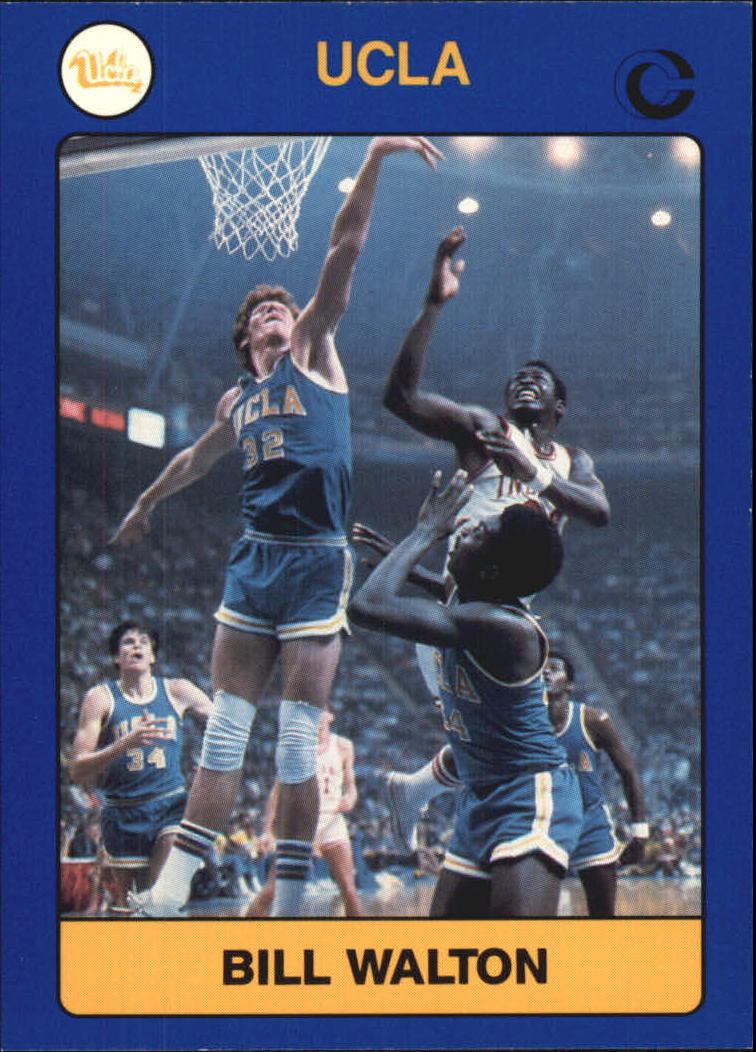 1991 UCLA Collegiate Collection #30 Bill Walton