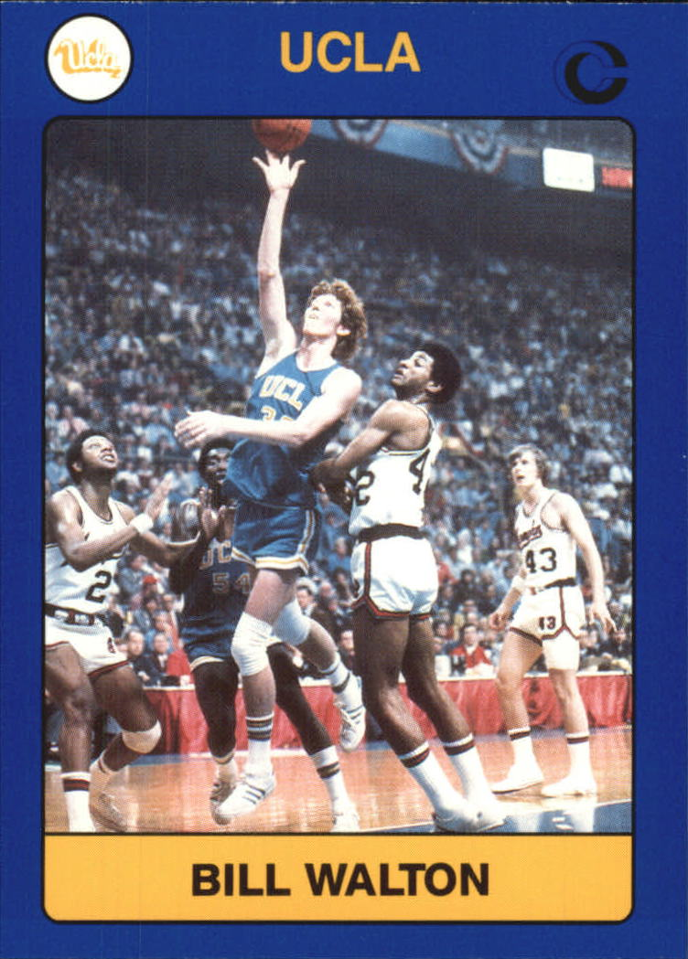 1991 UCLA Collegiate Collection #83 Bill Walton
