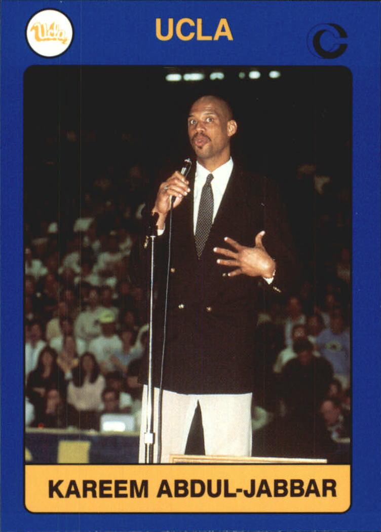 1991 UCLA Collegiate Collection #93 Kareem Abdul-Jabbar