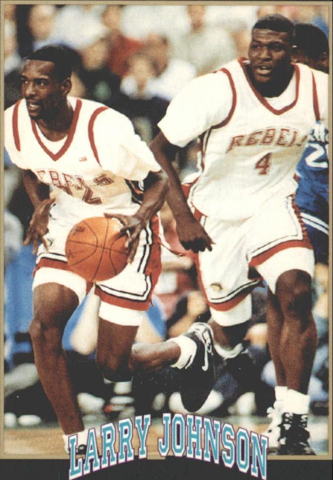 1991 Smokey's Larry Johnson #4 Undefeated Season