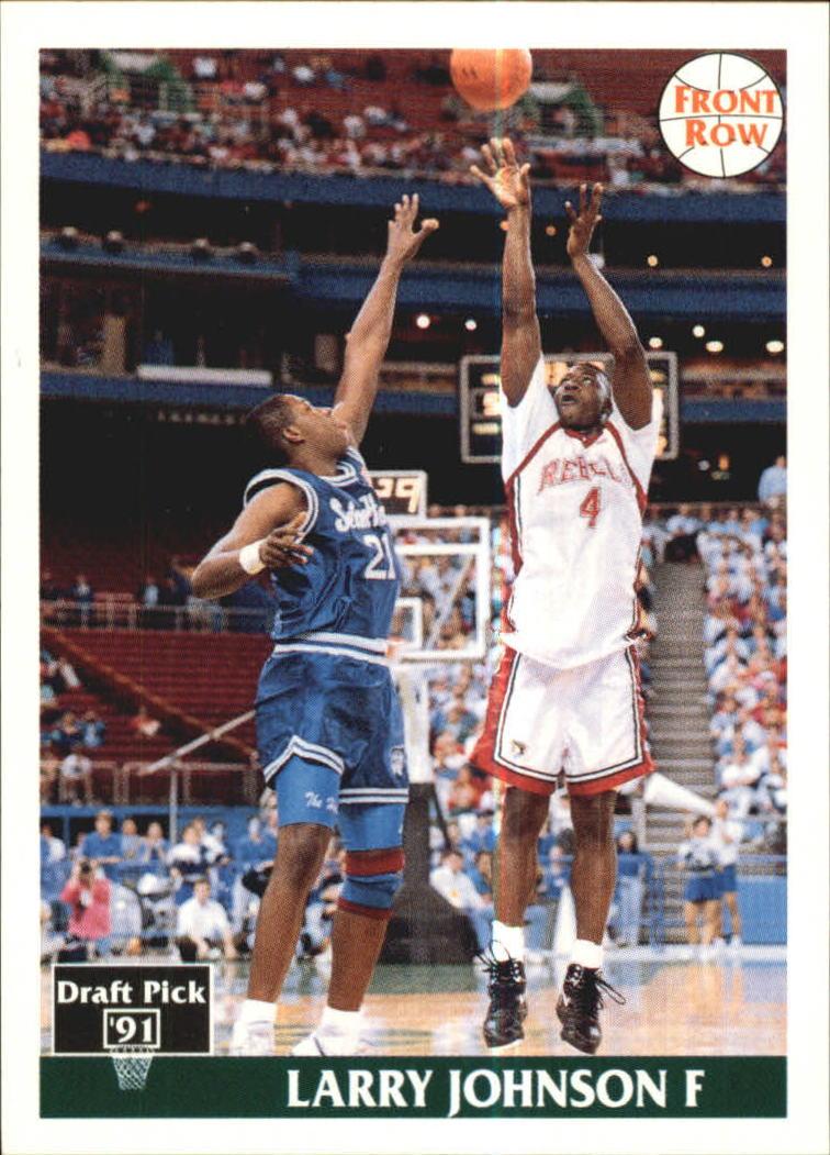 1991 Front Row #44 Larry Johnson