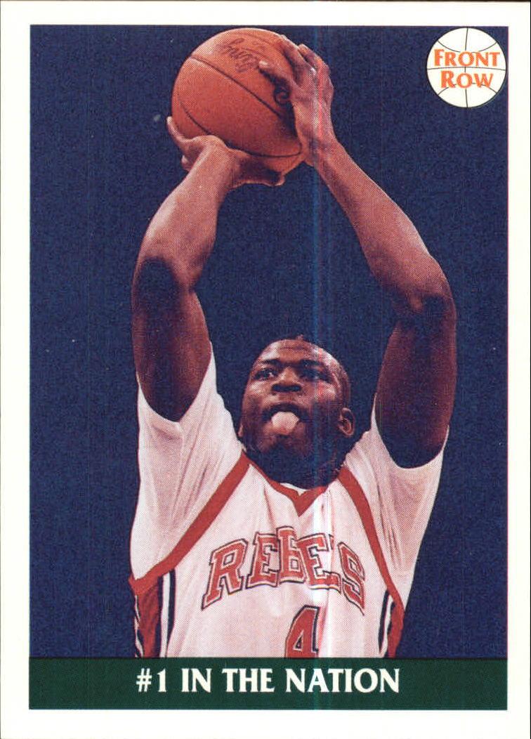 1991 Front Row #45 Larry Johnson