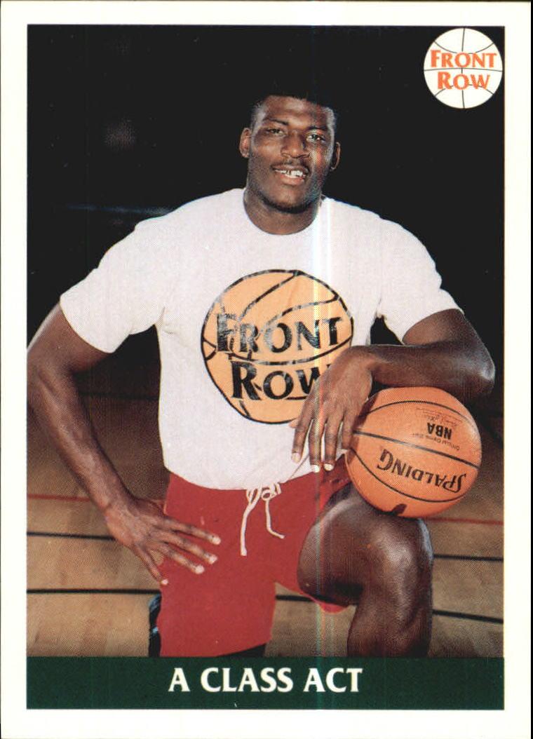 1991 Front Row #47 Larry Johnson