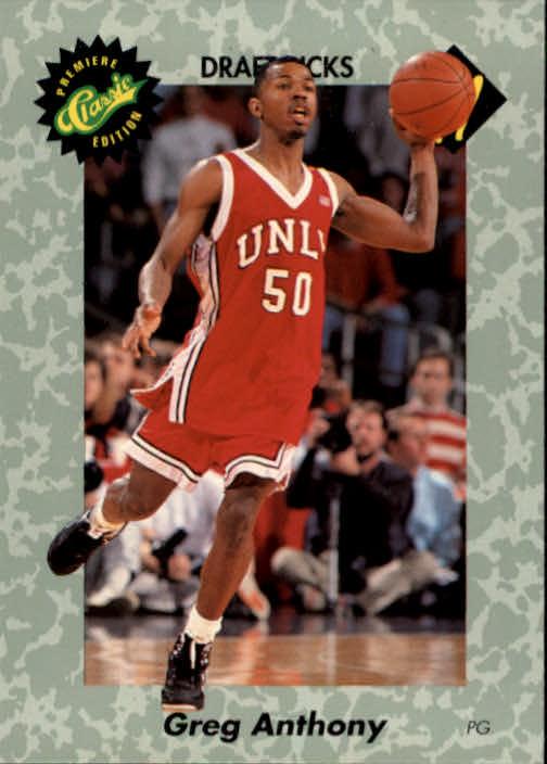 1991 Classic #7 Terrell Brandon